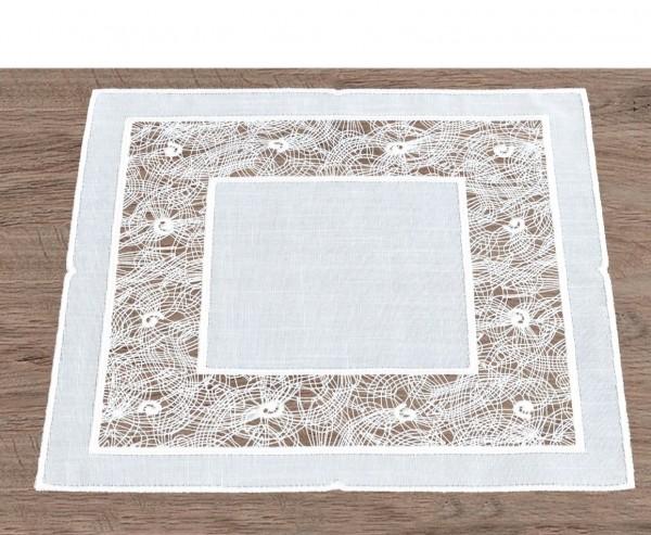 zarte Deckchen Angelique 30x30 cm