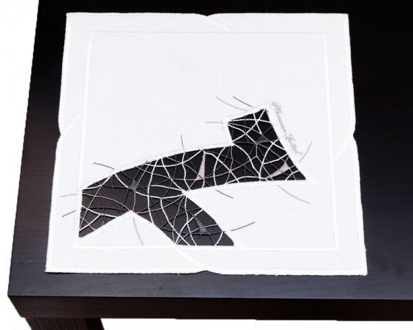 Deckchen Feline 30x30 cm