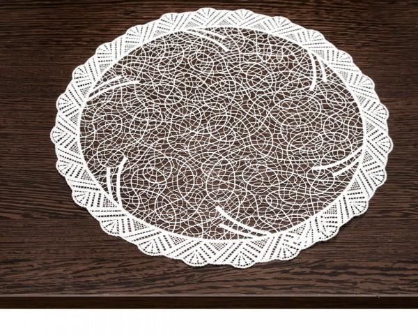 zartes Deckchen Antonia 30 cm rund